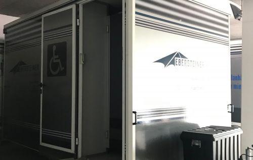 WC-Wagen Handicap