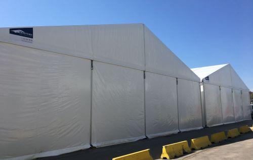 Leichtbauhallen 20x28m