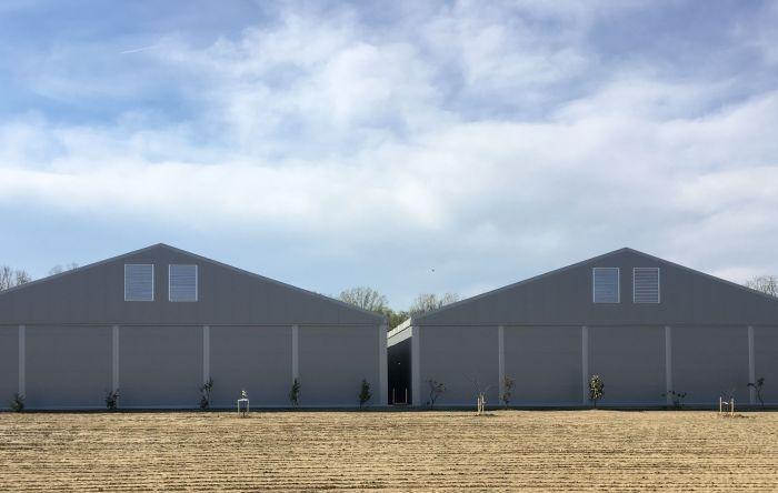 Mobile Lagerhallen - jederzeit erweiter-, verkleiner-, oder an einem anderen Standort einsetzbar!
