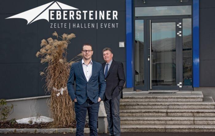 Heinrichs Sohn Markus Ebersteiner übernahm das Familienunternehmen.